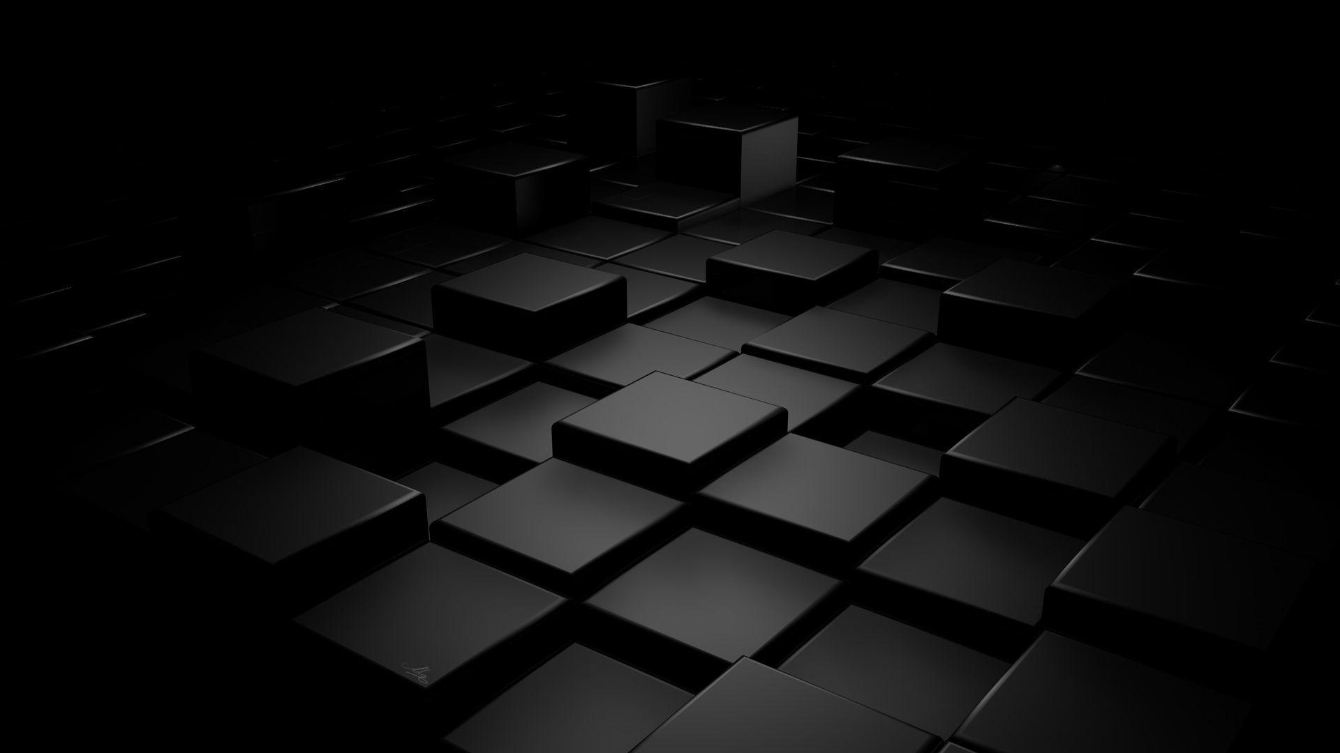 3d Wallpaper Dark