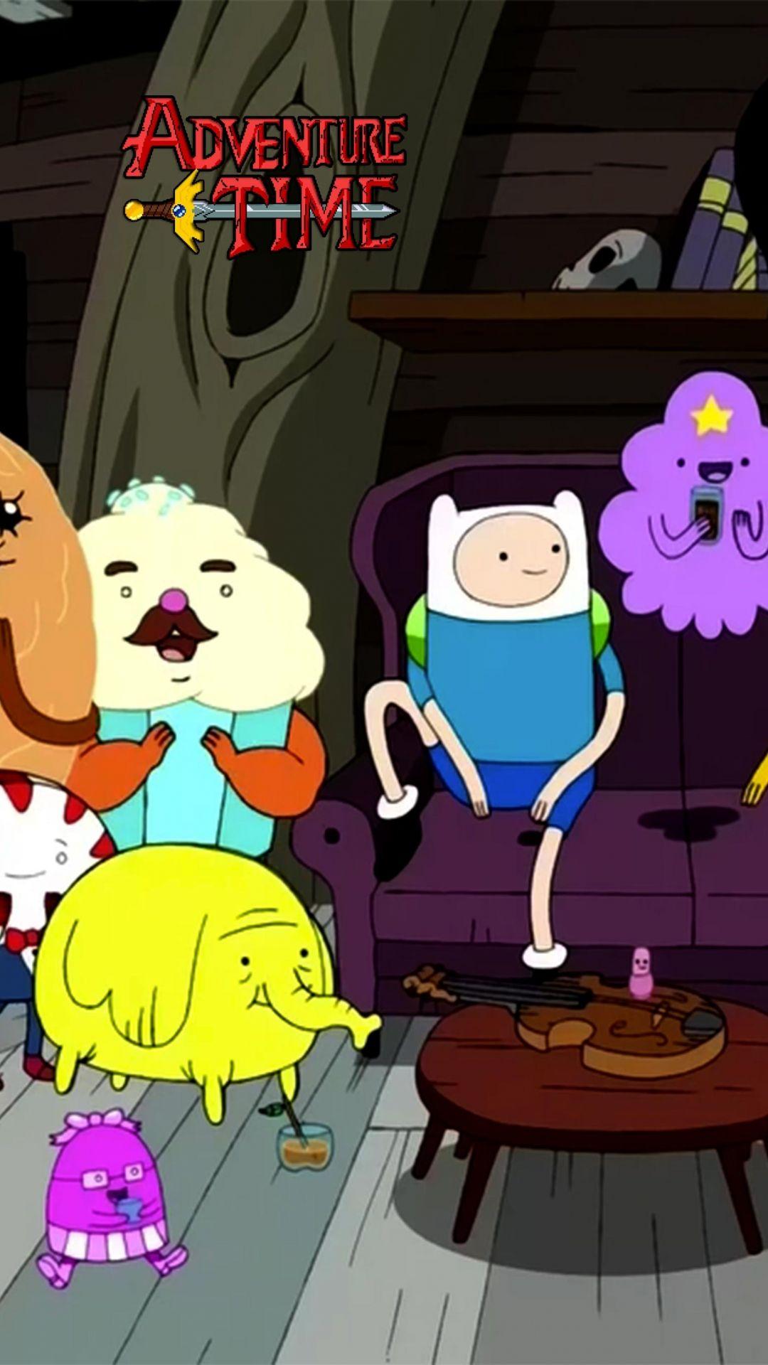 Adventure Time 6