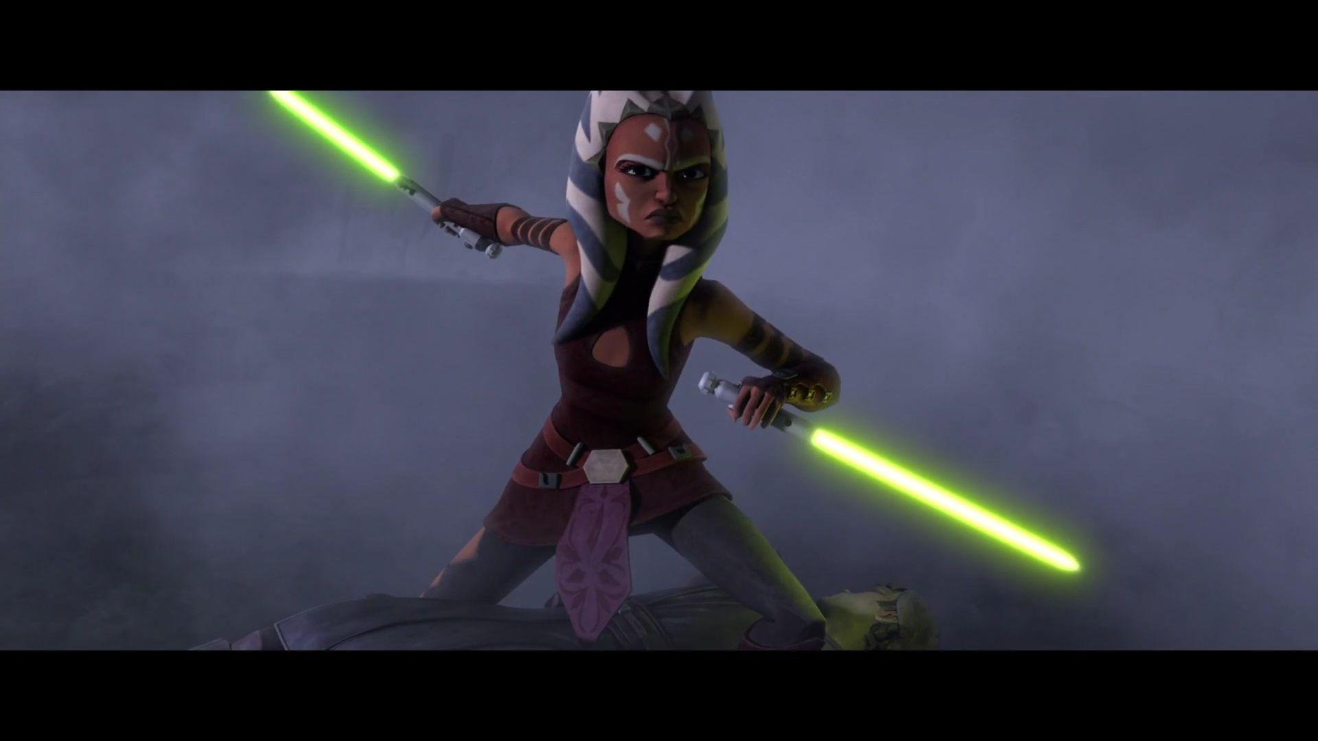 Ahsoka Tano Is A Jedi