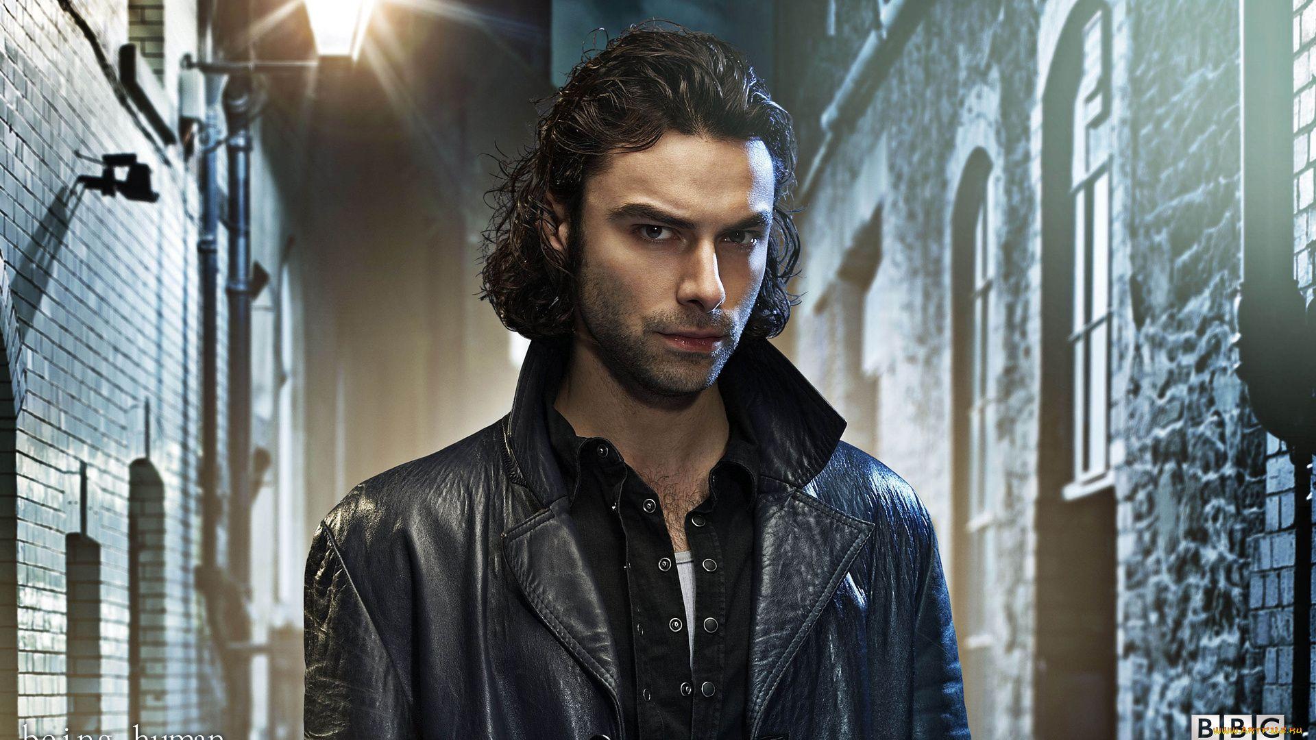 Aidan Turner Vampire