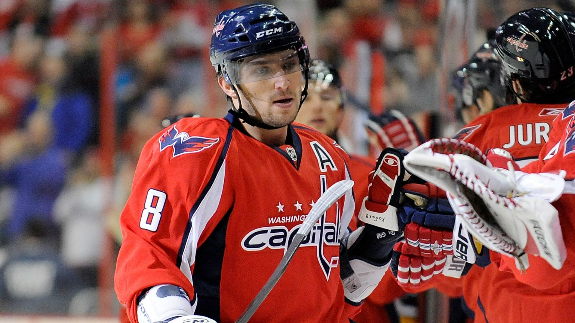 Alexander Ovechkin Washington 2018 1