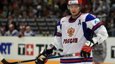Alexander Ovechkin Team Russia