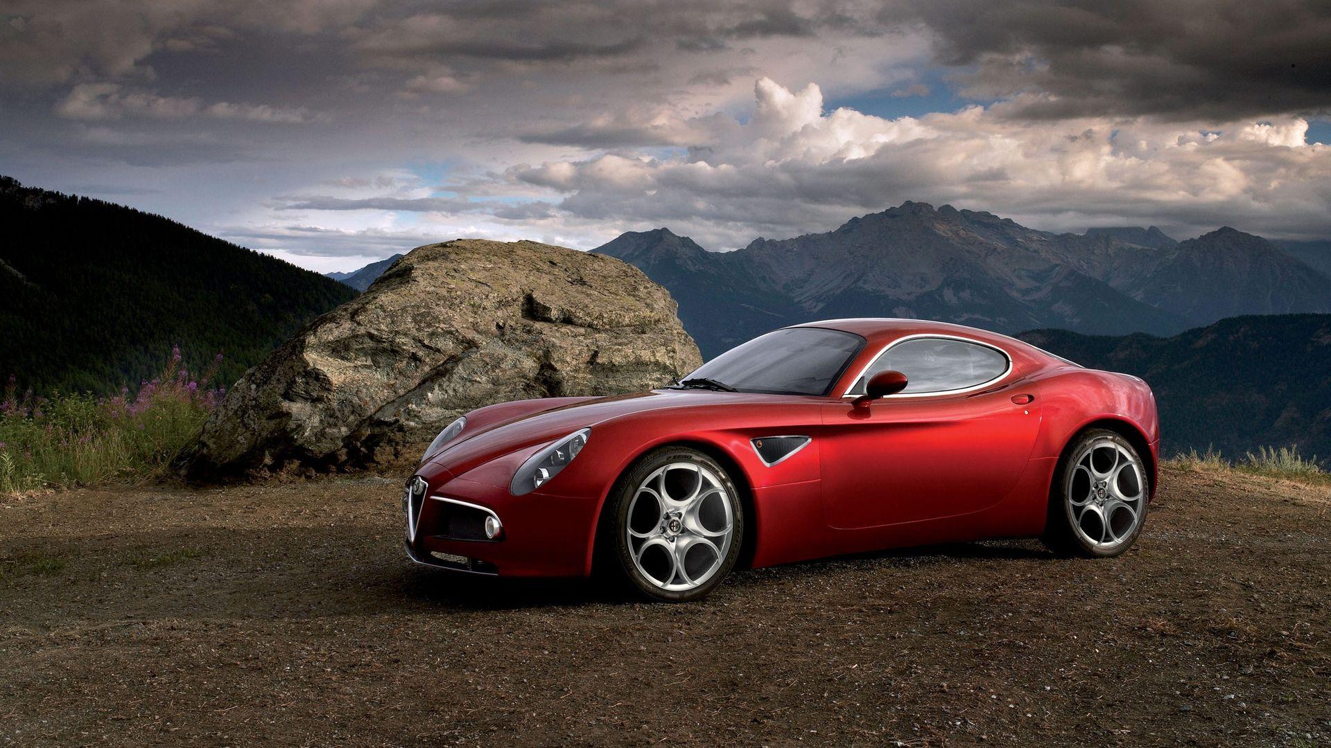 Alfa Romeo 8c 1