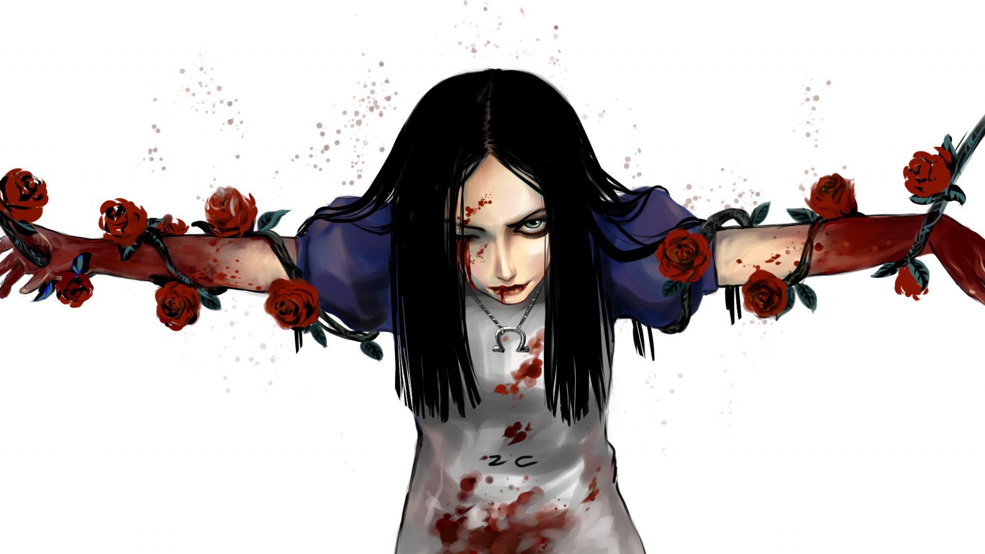 Alice Liddell Madness Returns