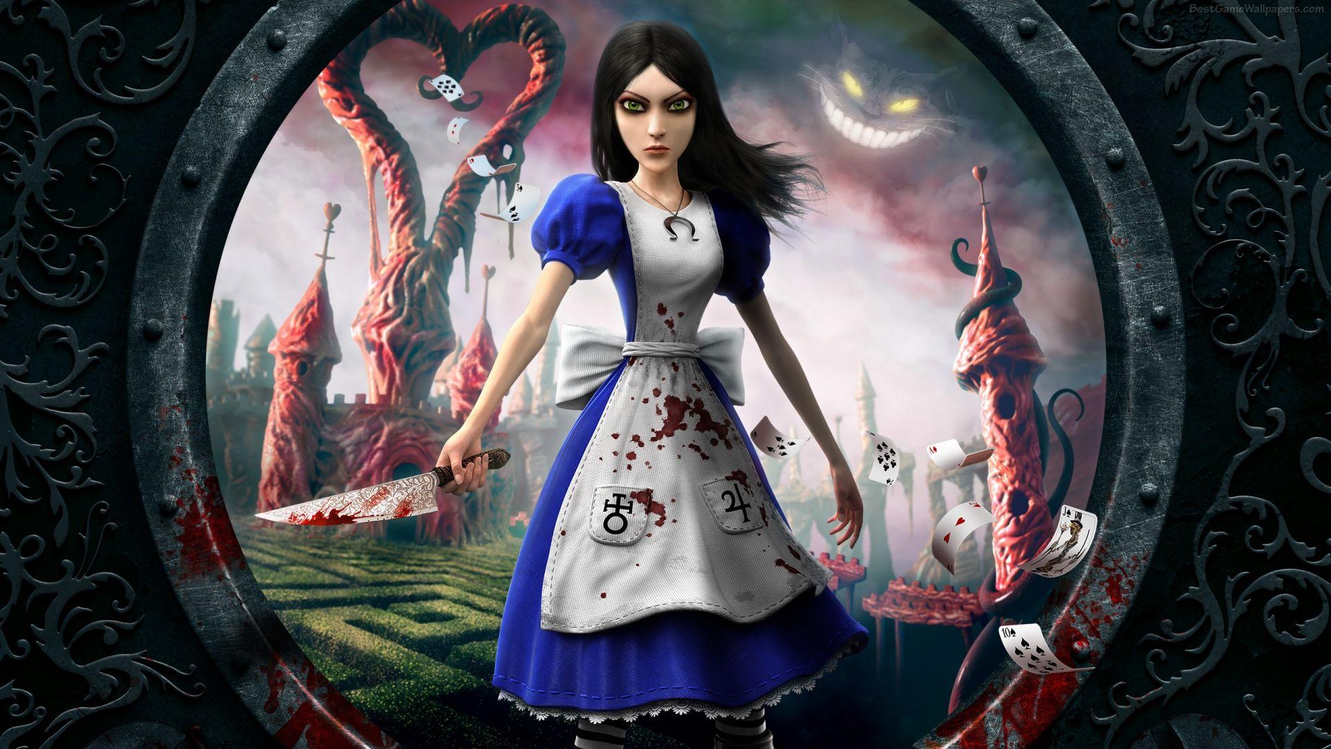 Alice Madness Returns 2