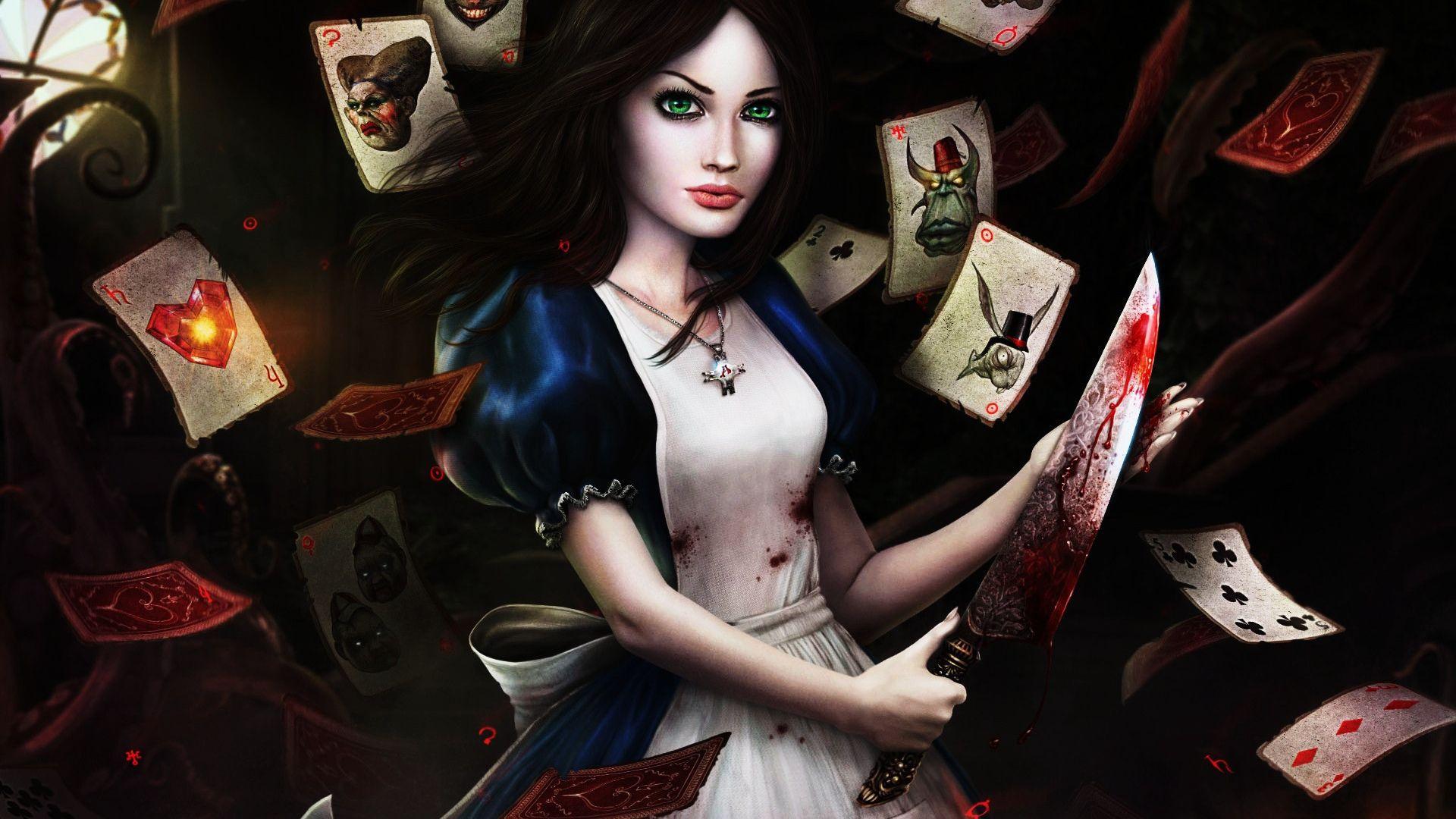 Alice Madness Returns 5