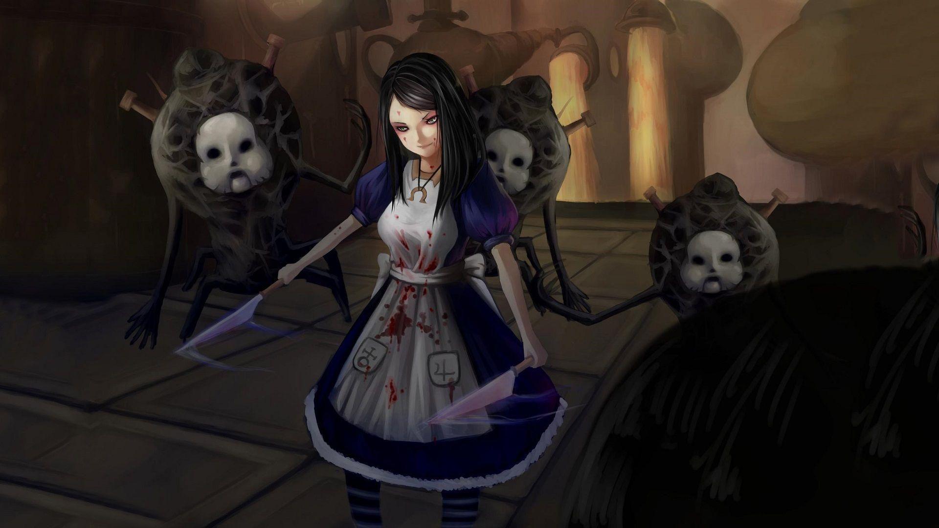 Alice Madness Returns 6