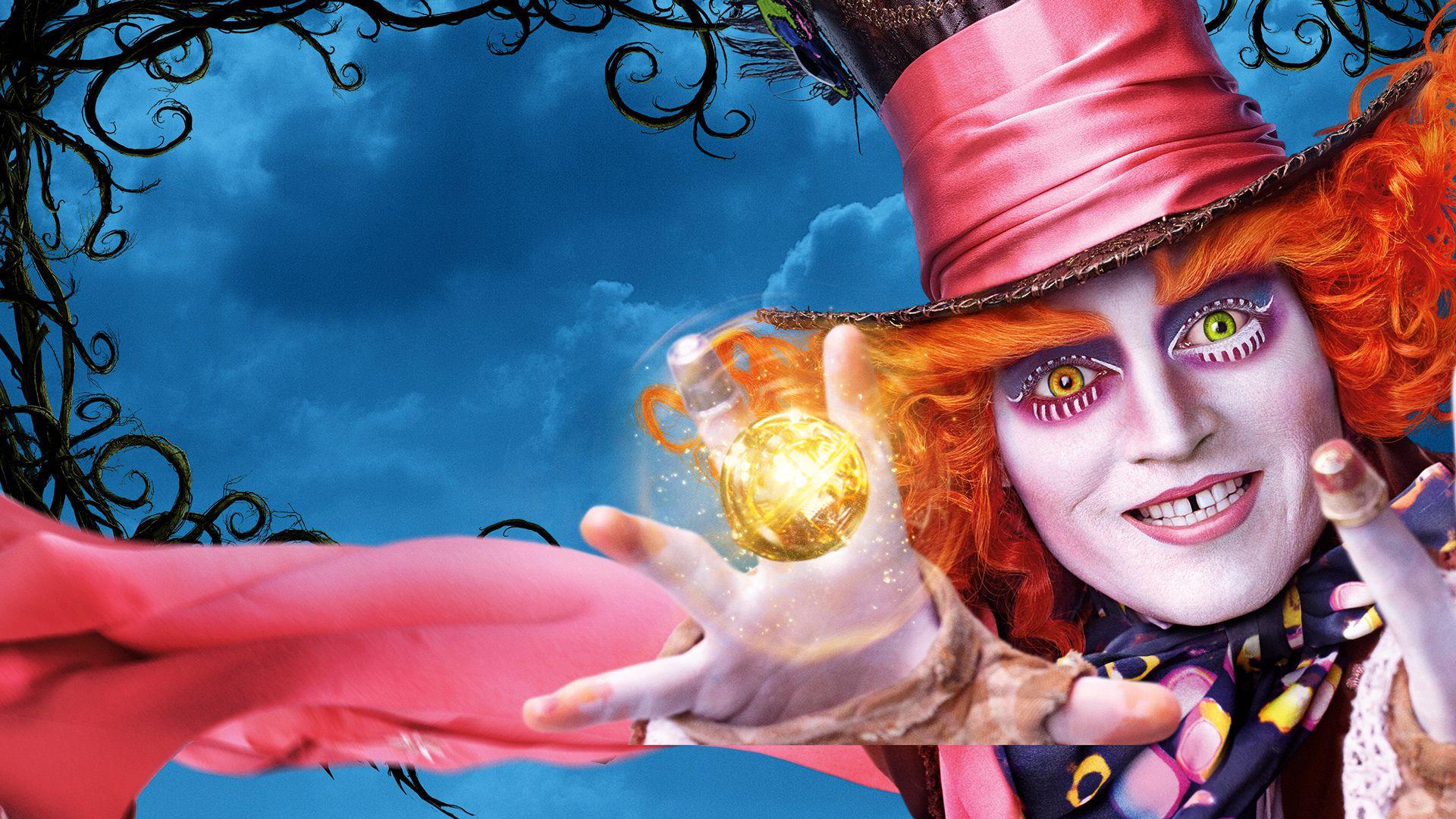 Alice In Wonderland Hatter