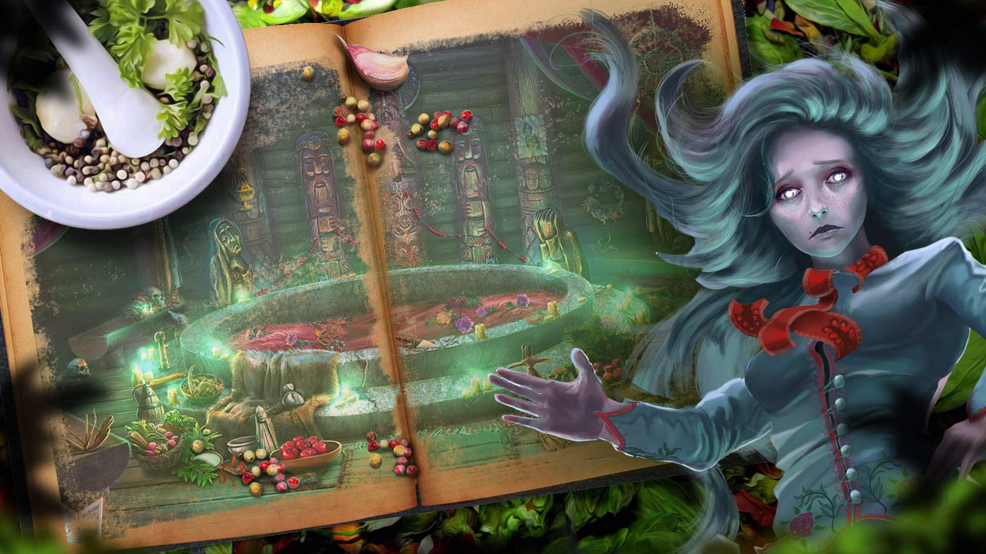 Alice In Wonderland Wallpaper 7