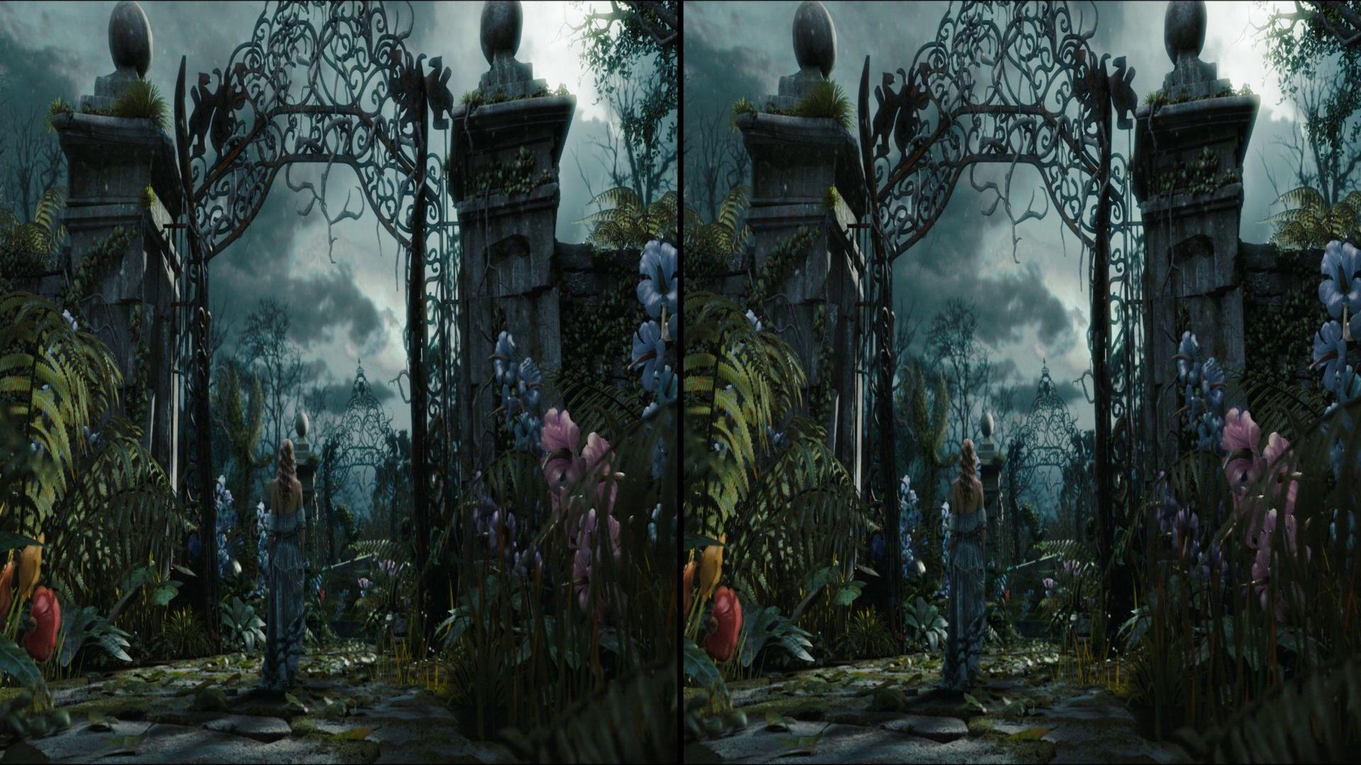 Alice In Wonderland Wallpaper 9