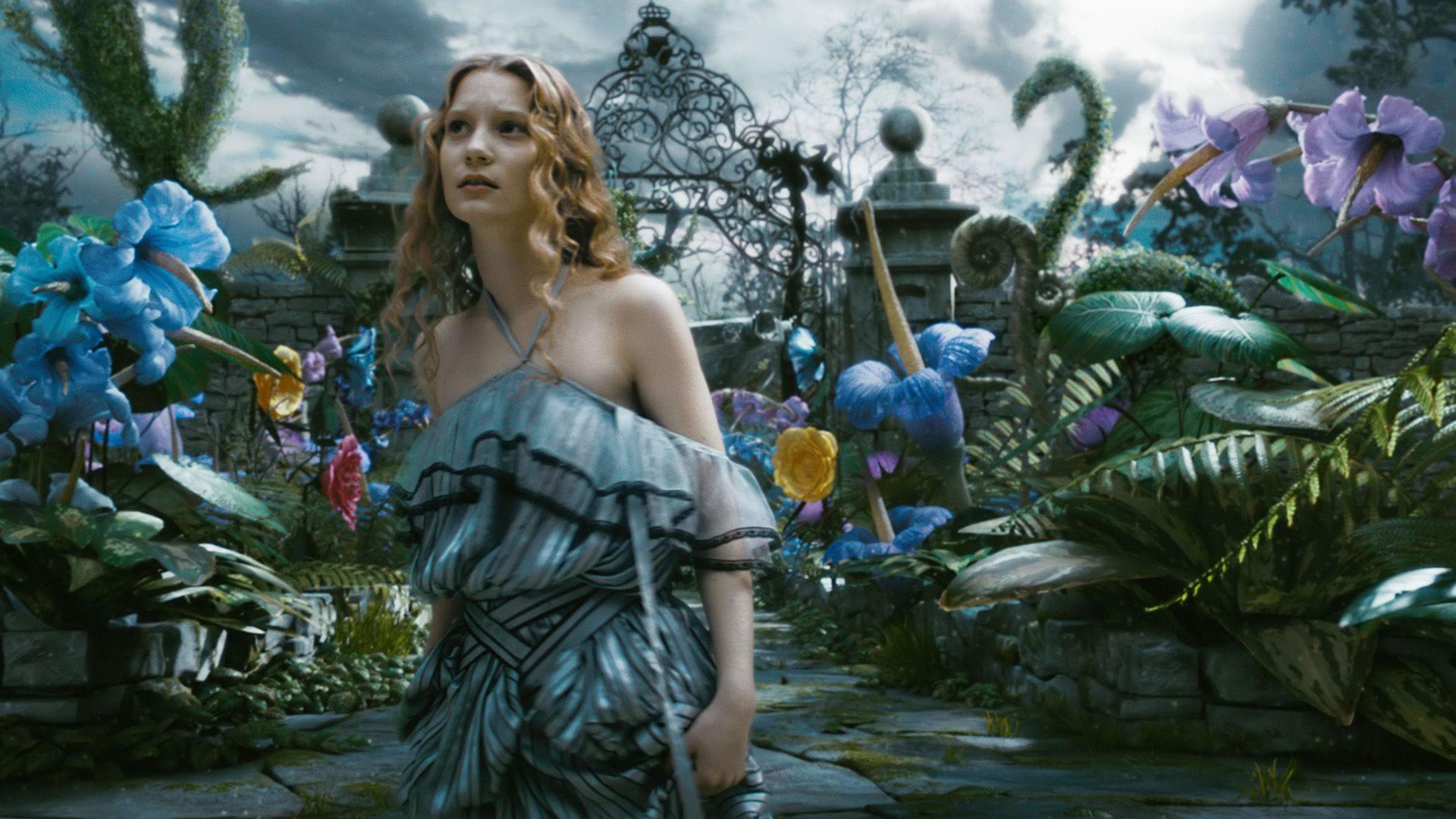 Alice In Wonderland Movie 1