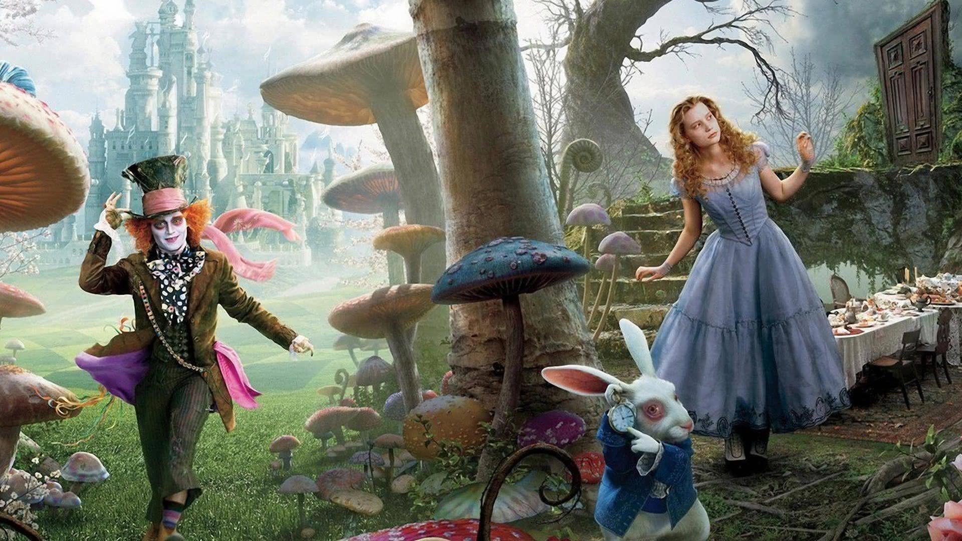 Alice In Wonderland Movie Images 1