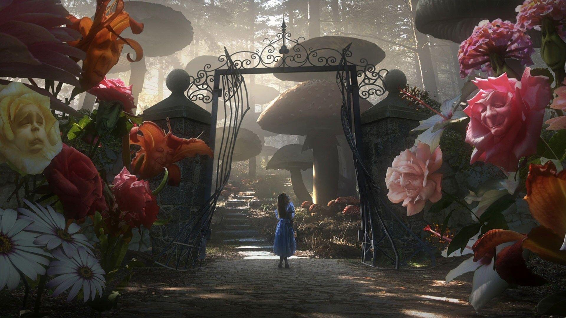 Alice In Wonderland Movie Images