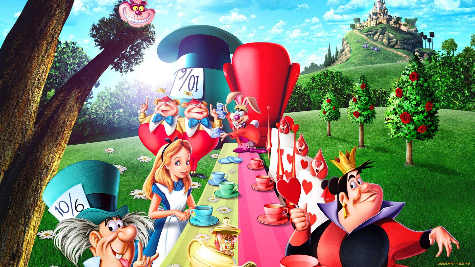 Alice In Wonderland Pictures 1