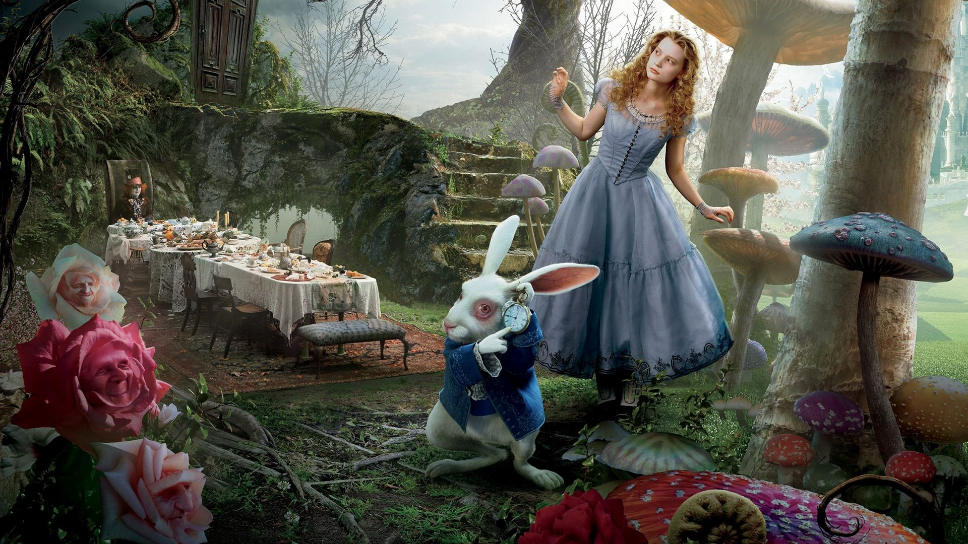 Alice In Wonderland Pictures 4