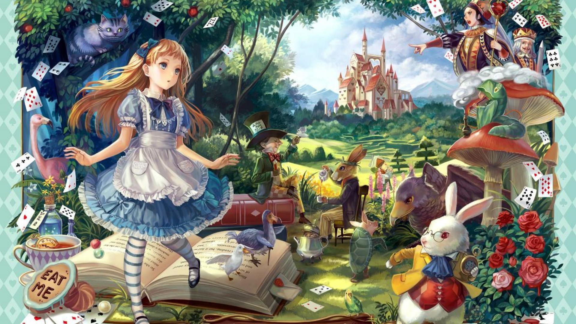 Alice In Wonderland Pictures 6