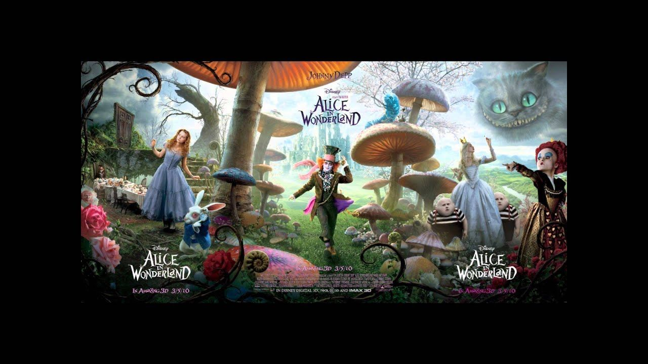 Alice In Wonderland Pictures
