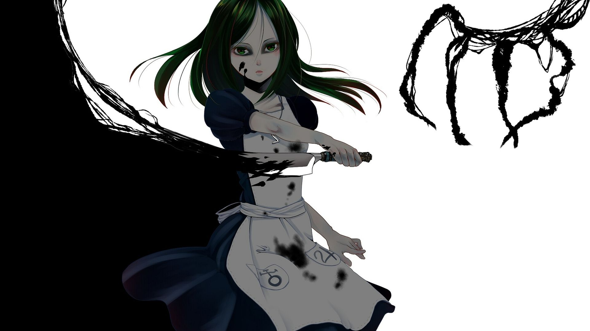 Alice In The Country Of Nightmares Wallpaper