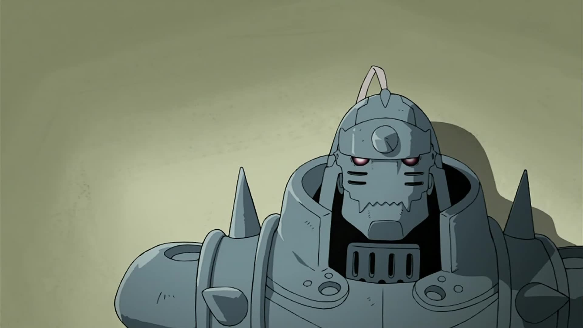 Alphonse Elric Armor