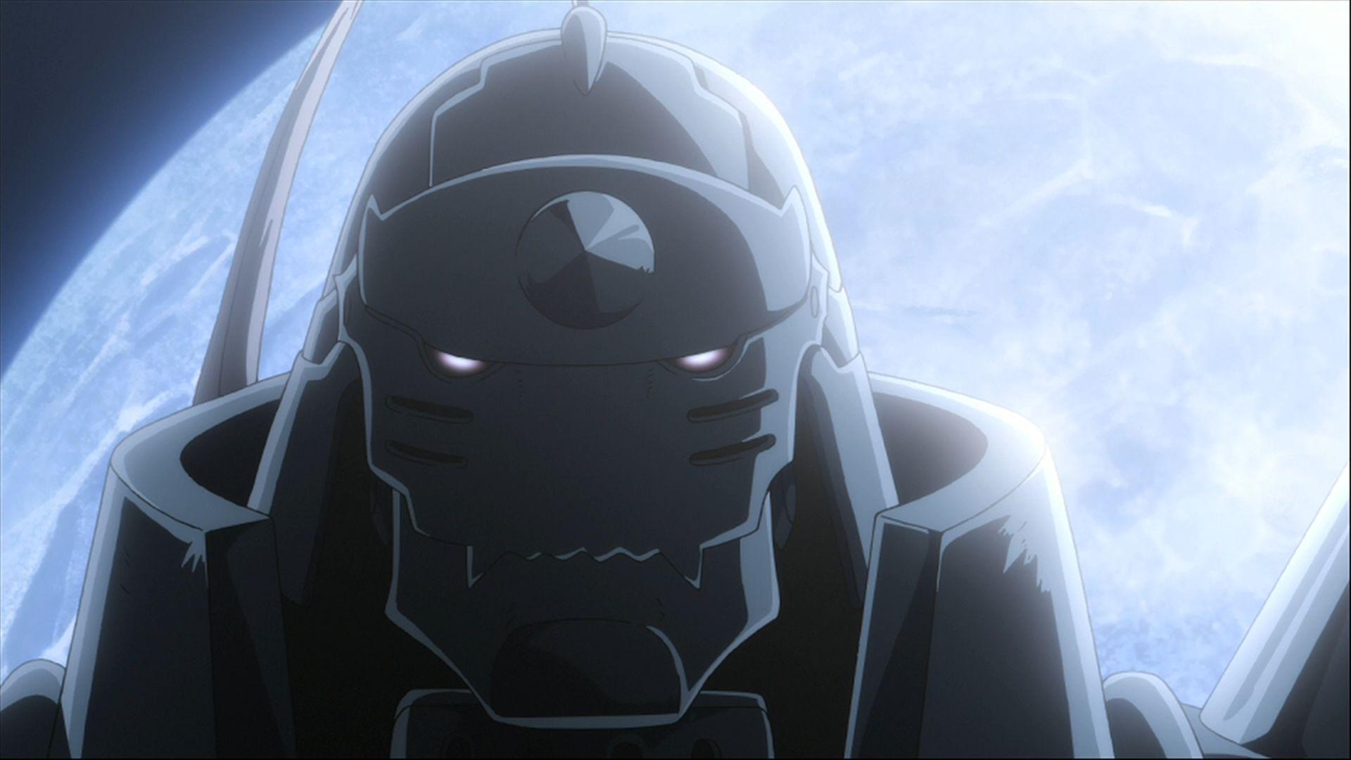 Alphonse Elric Season 2