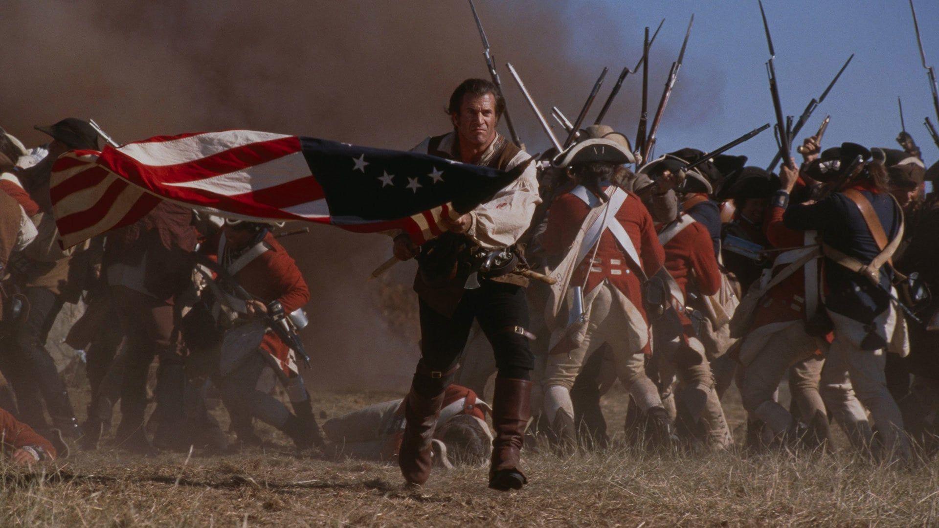 American Historical Film The Patriot