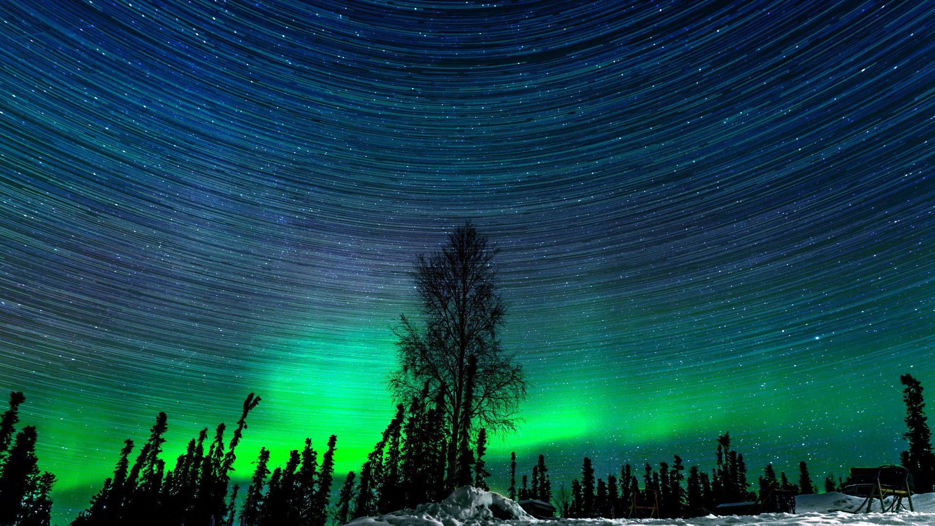 Aurora Borealis Northern lights1
