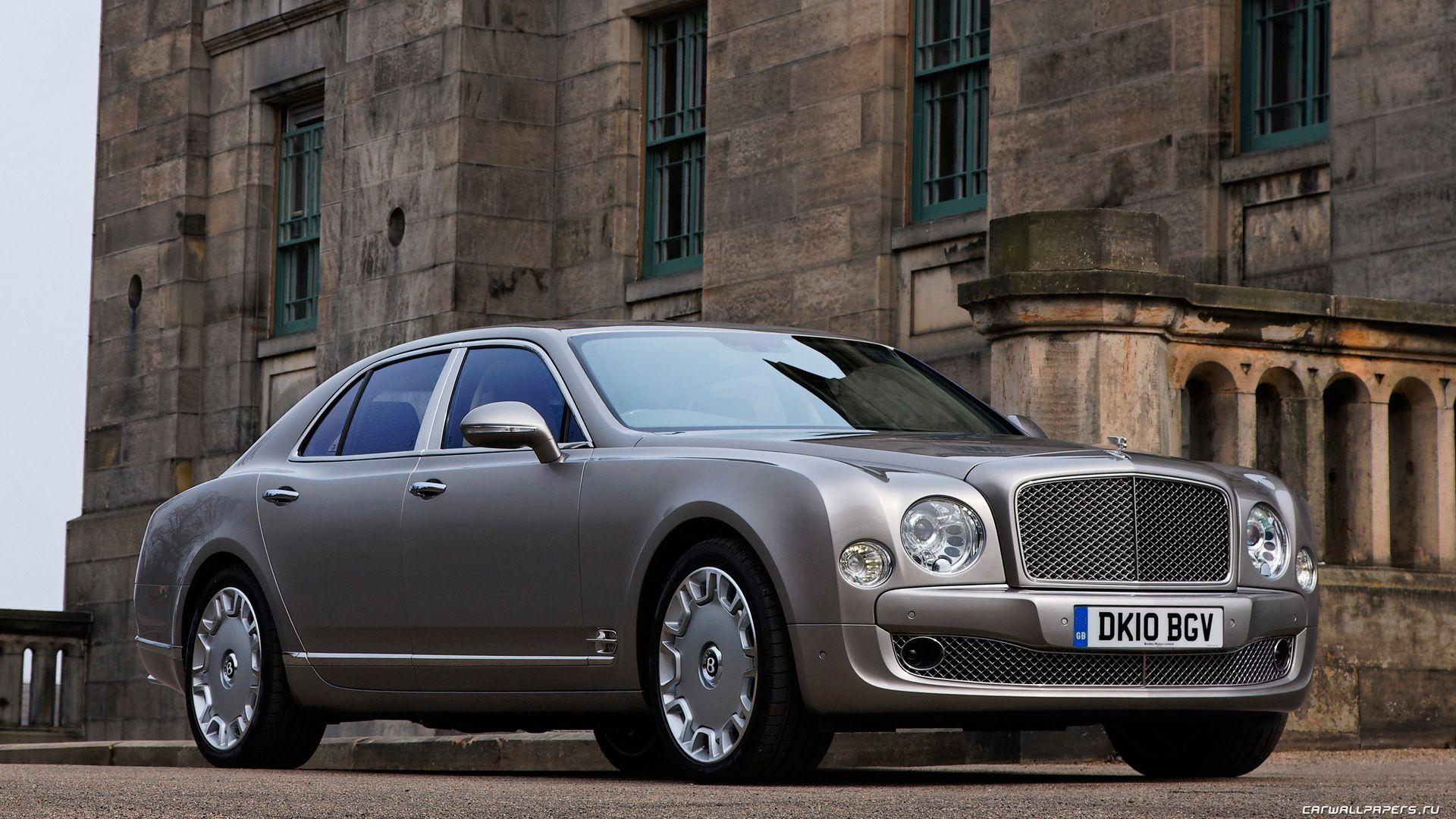 Bentley Mulsan 2010