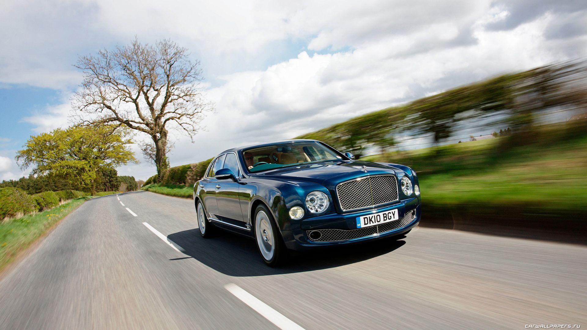 Bentley Mulsan 2011 2