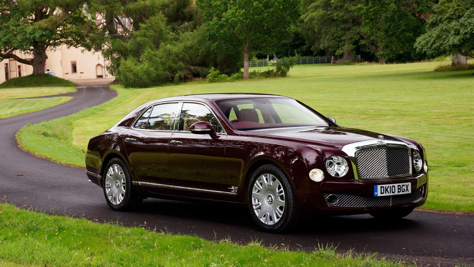 Bentley Mulsan 2011 3