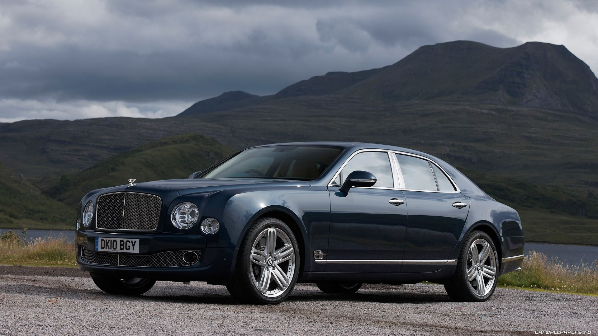 Bentley Mulsan 2011