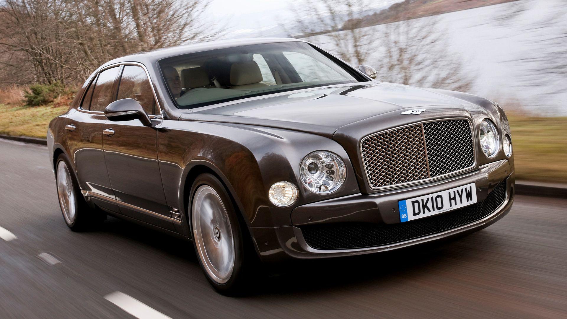 Bentley Mulsan 2017