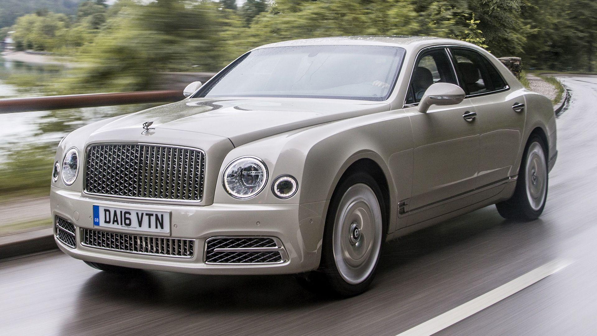 Bentley Mulsan 2019