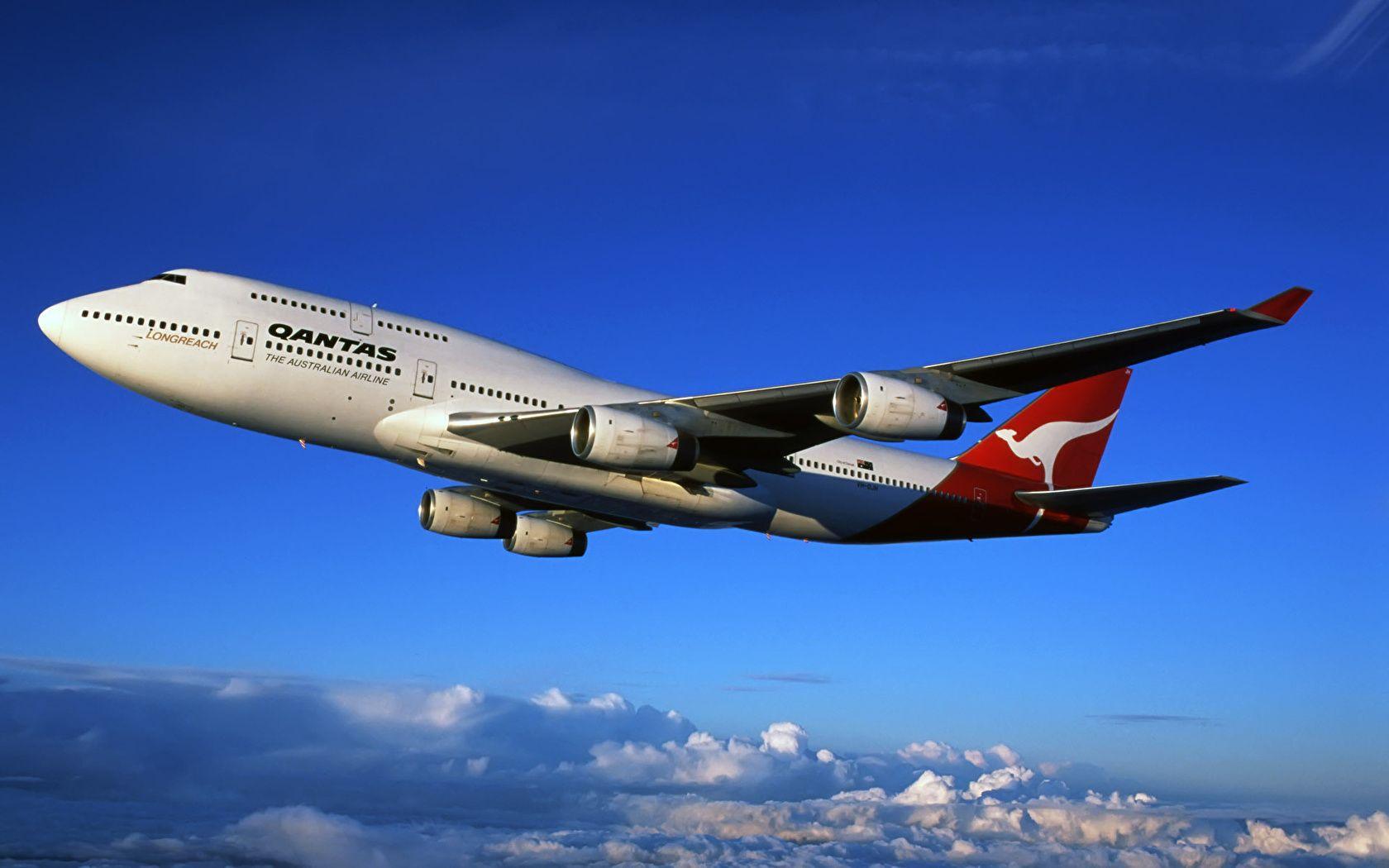 Boeing 747 Wallpaper
