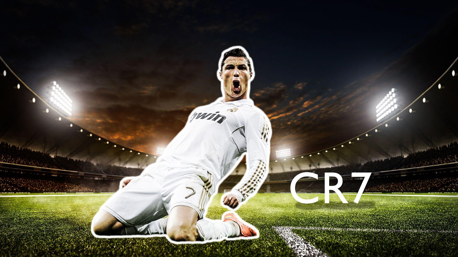 Cristiano Ronaldo Photos On Desktop