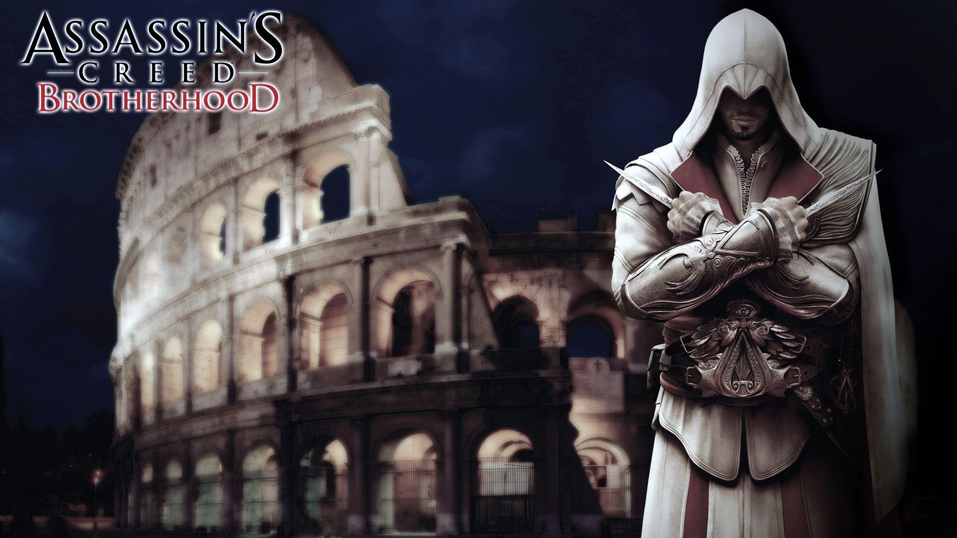 Ezio Auditore Assassin Creed Brotherhood