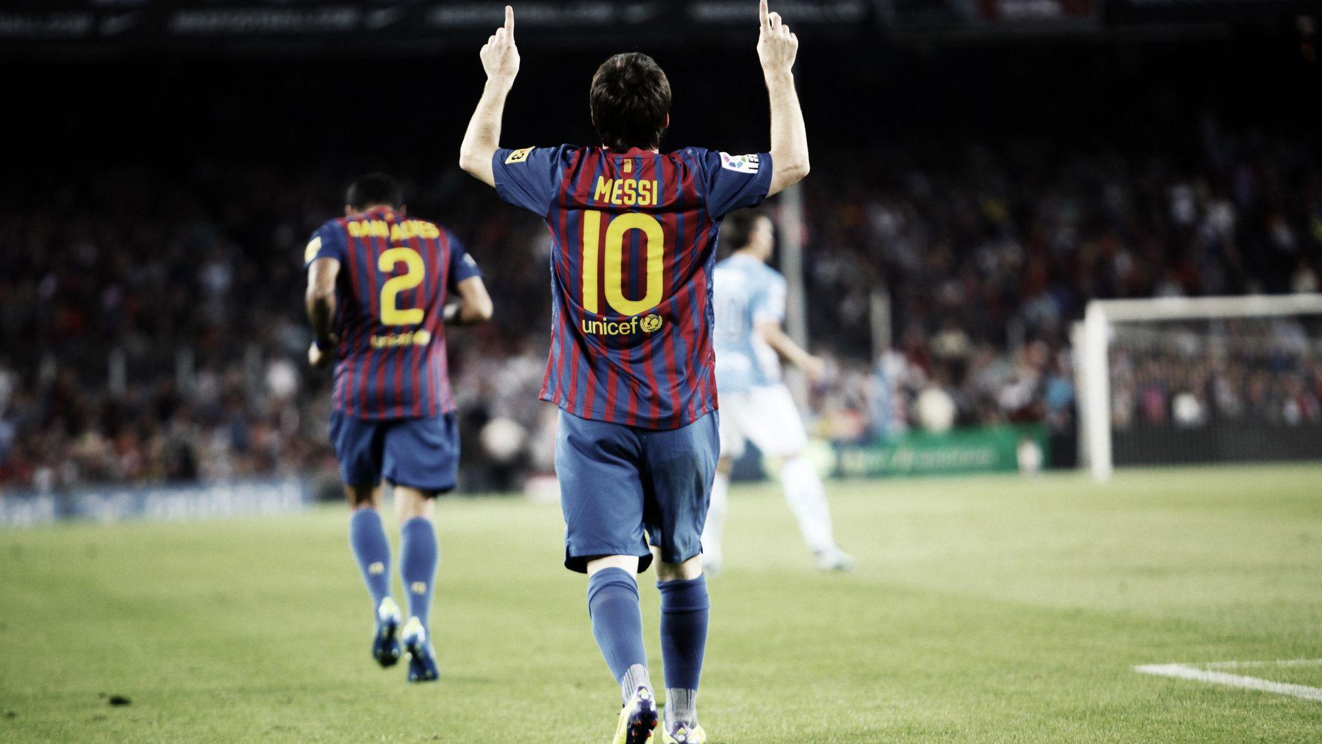 Fc Barcelona Desktop Messi