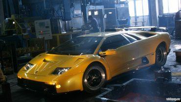 Ferrari Lamborghini Diablo