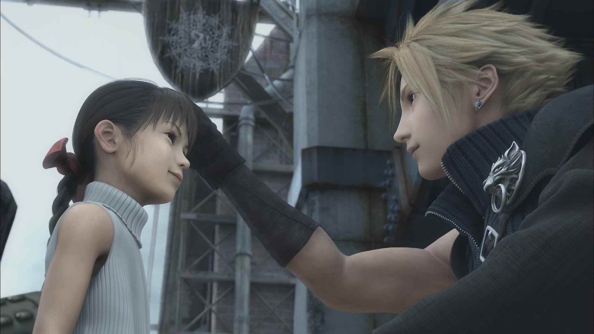 Final Fantasy 7 Advent Children 1