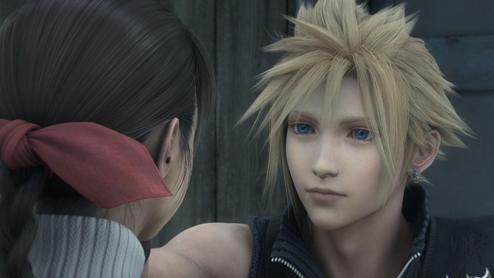 Final Fantasy 7 Advent Children 2