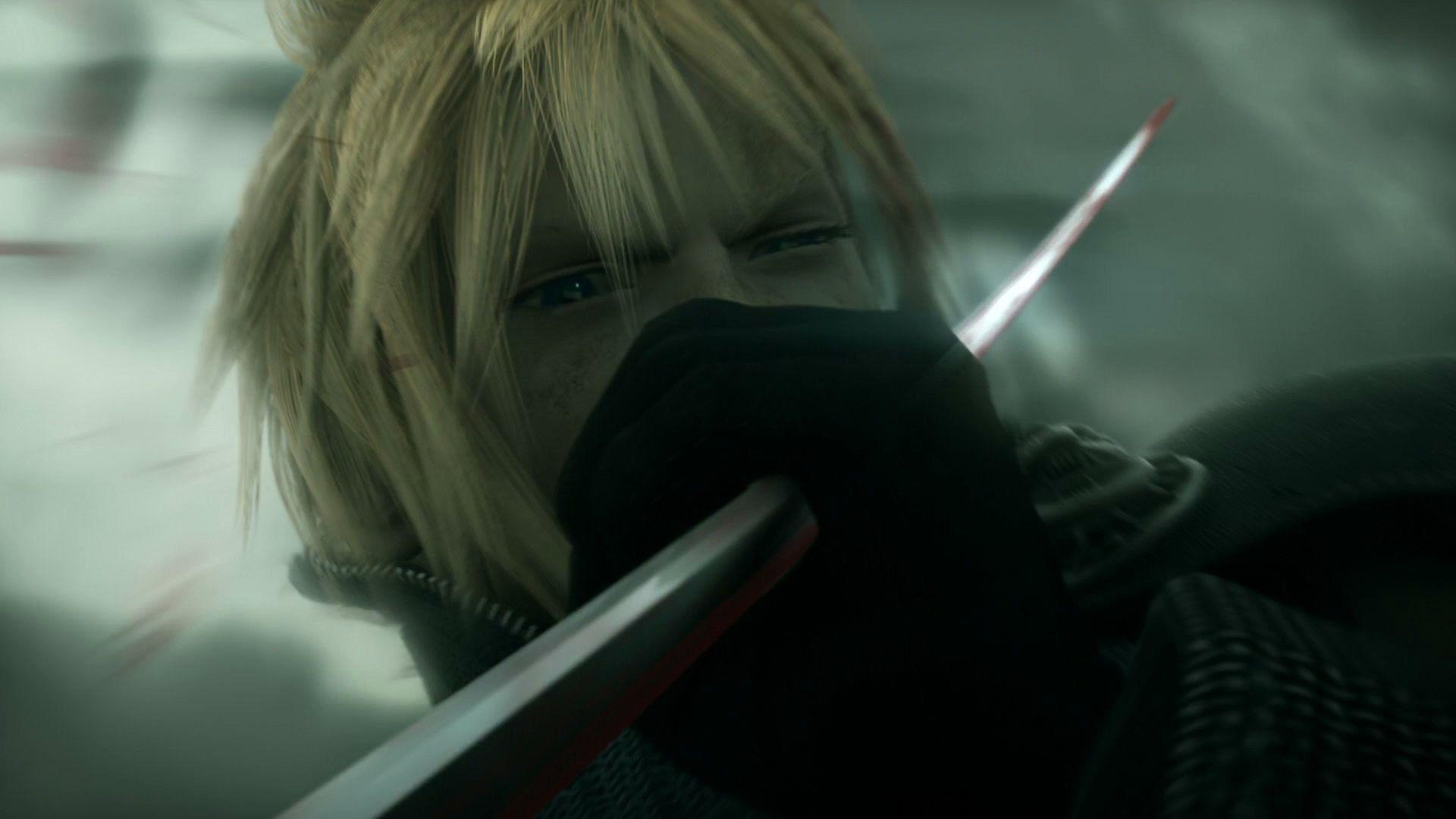 Final Fantasy 7 Advent Children 3