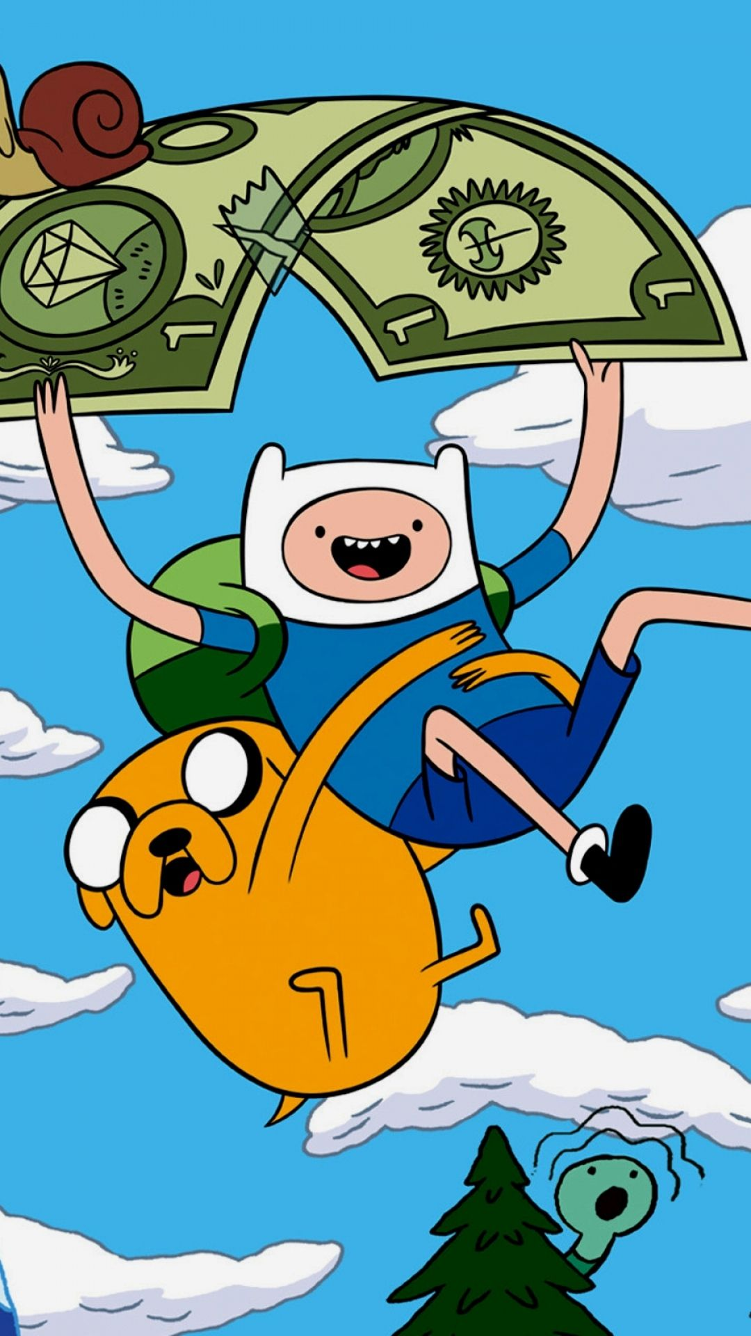 Finn And Jake Adventure Time