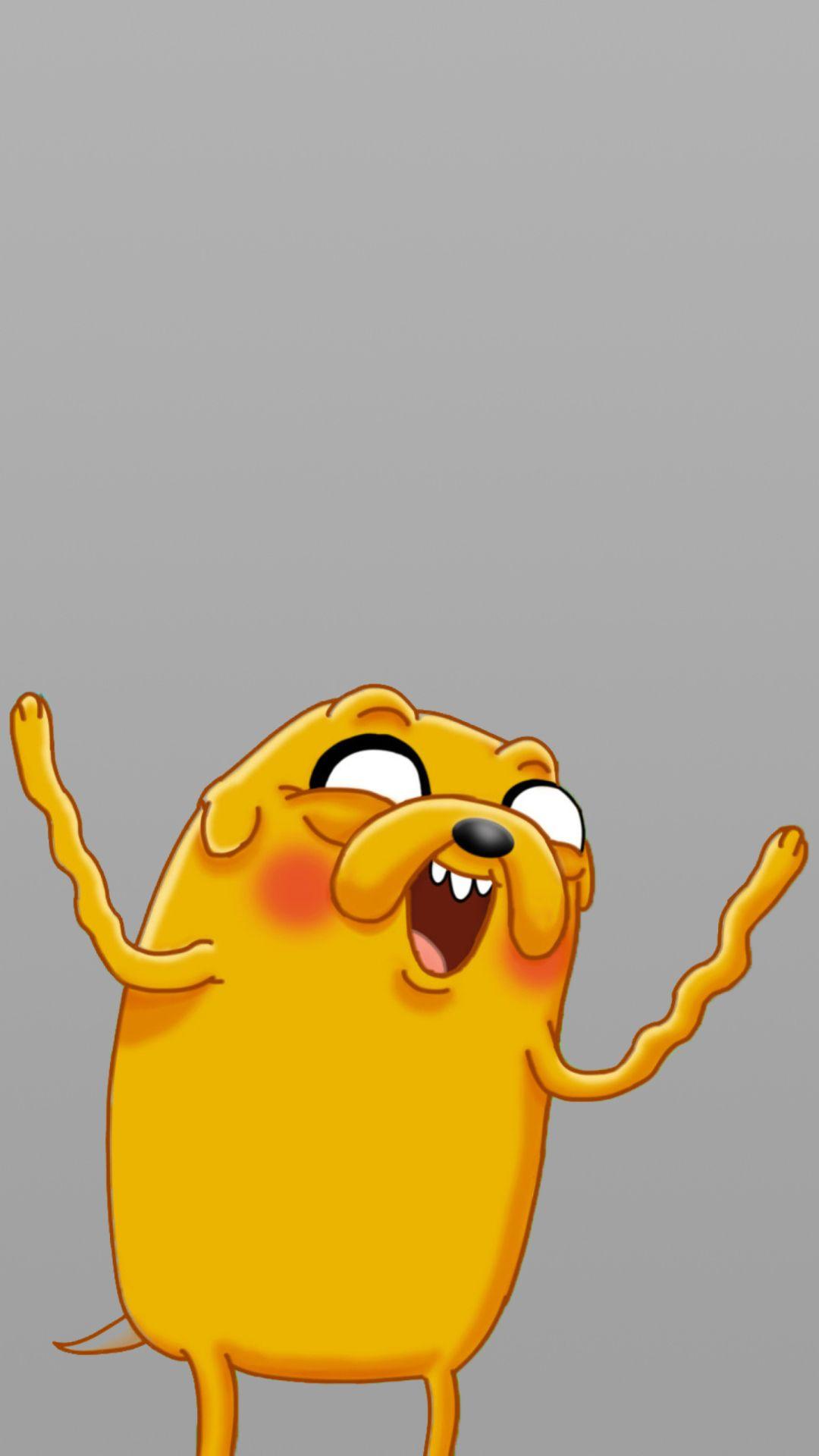 Gif Adventure Time Jake