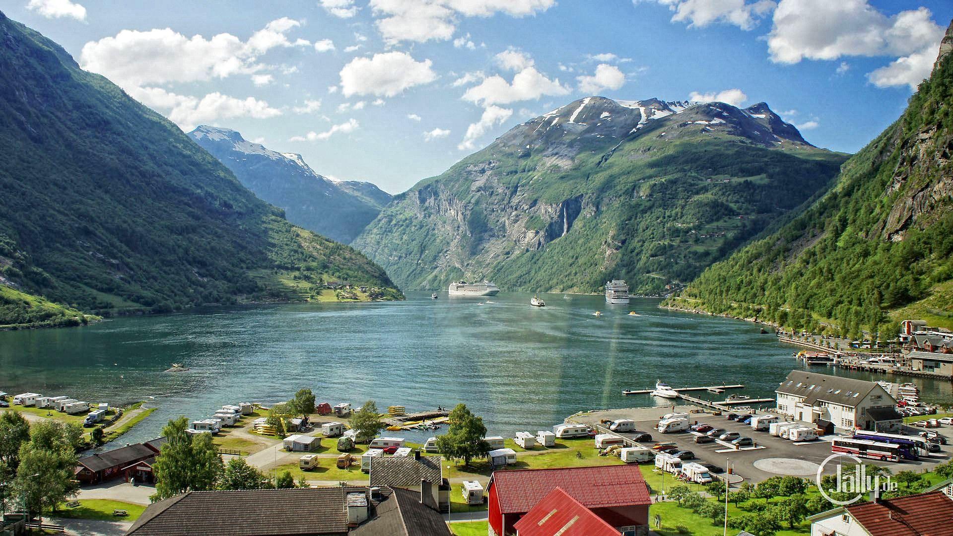 Geiranger Fjord Liner