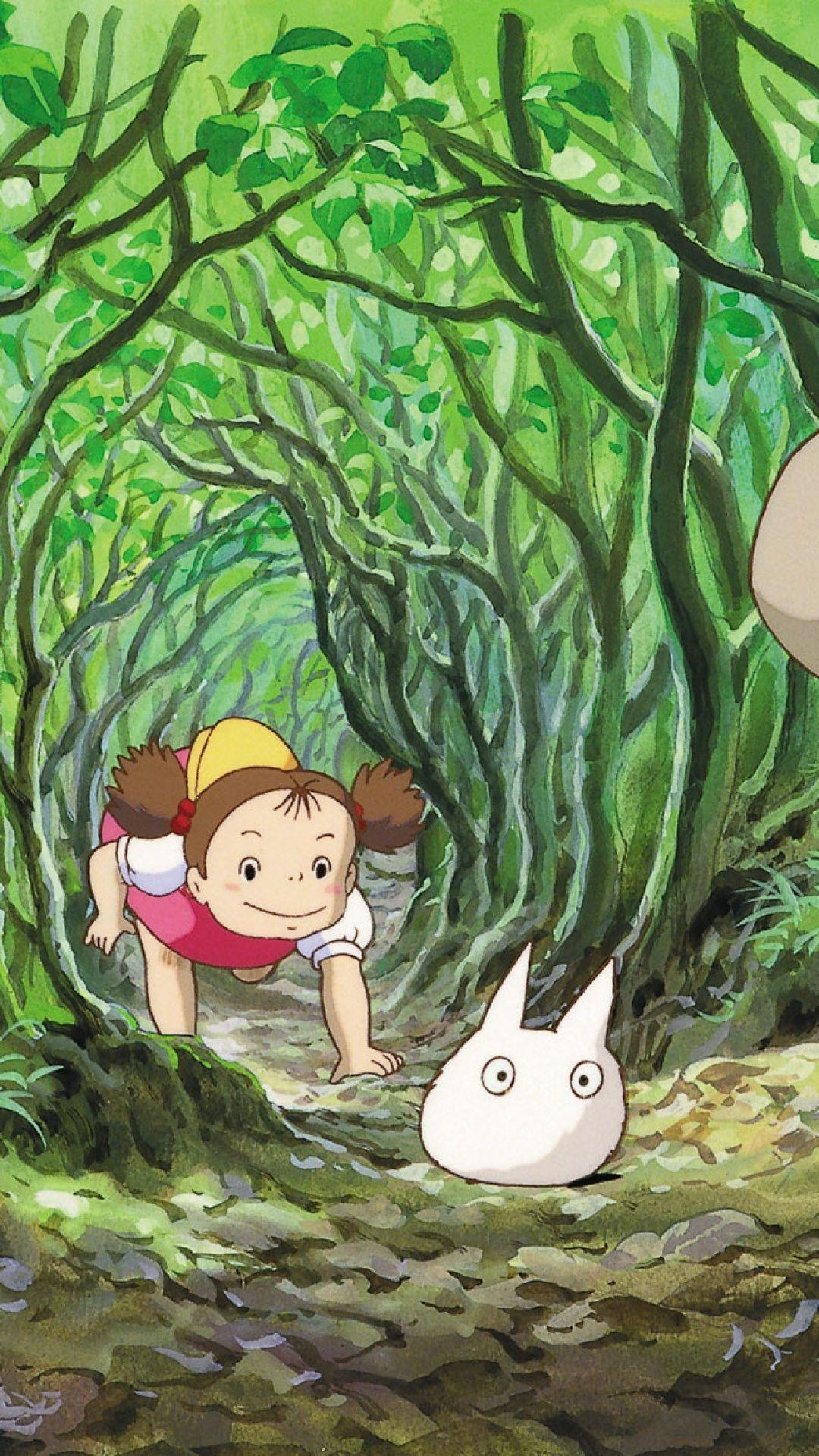 Ghibli Totoro