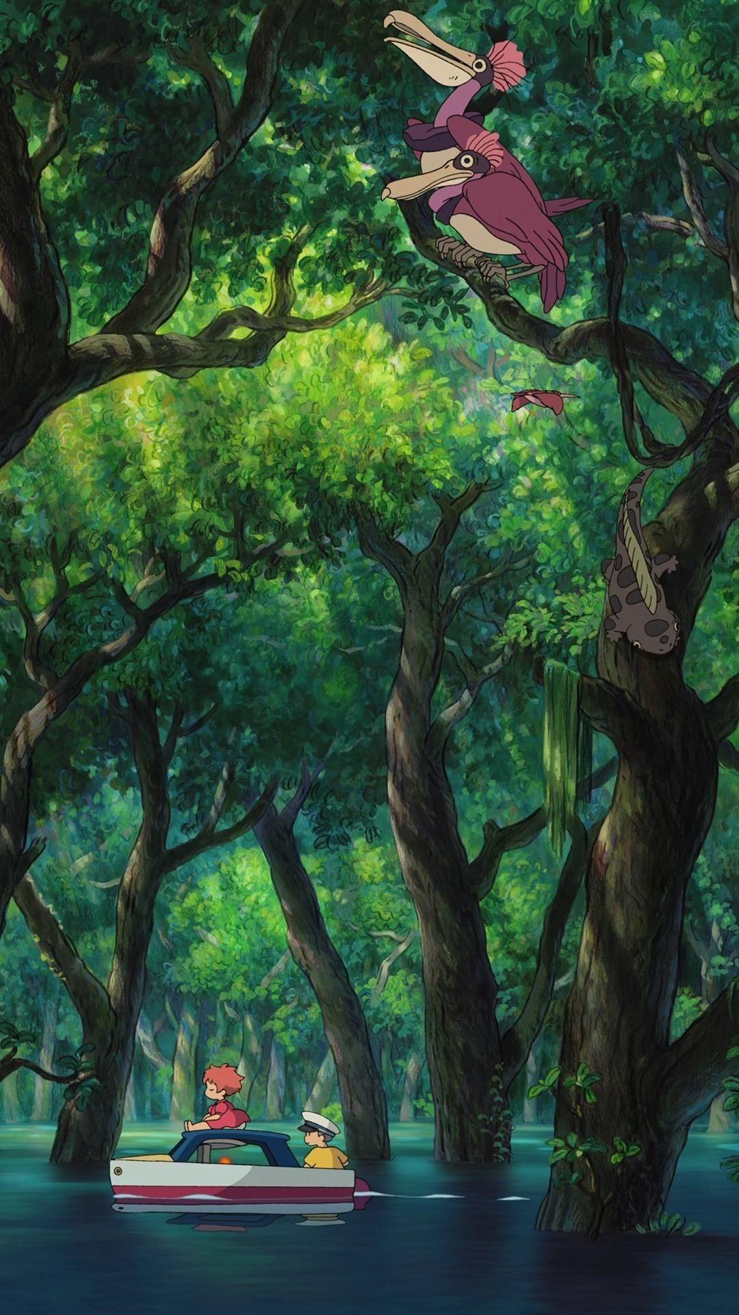 Ghibli And Hayao Miyazaki
