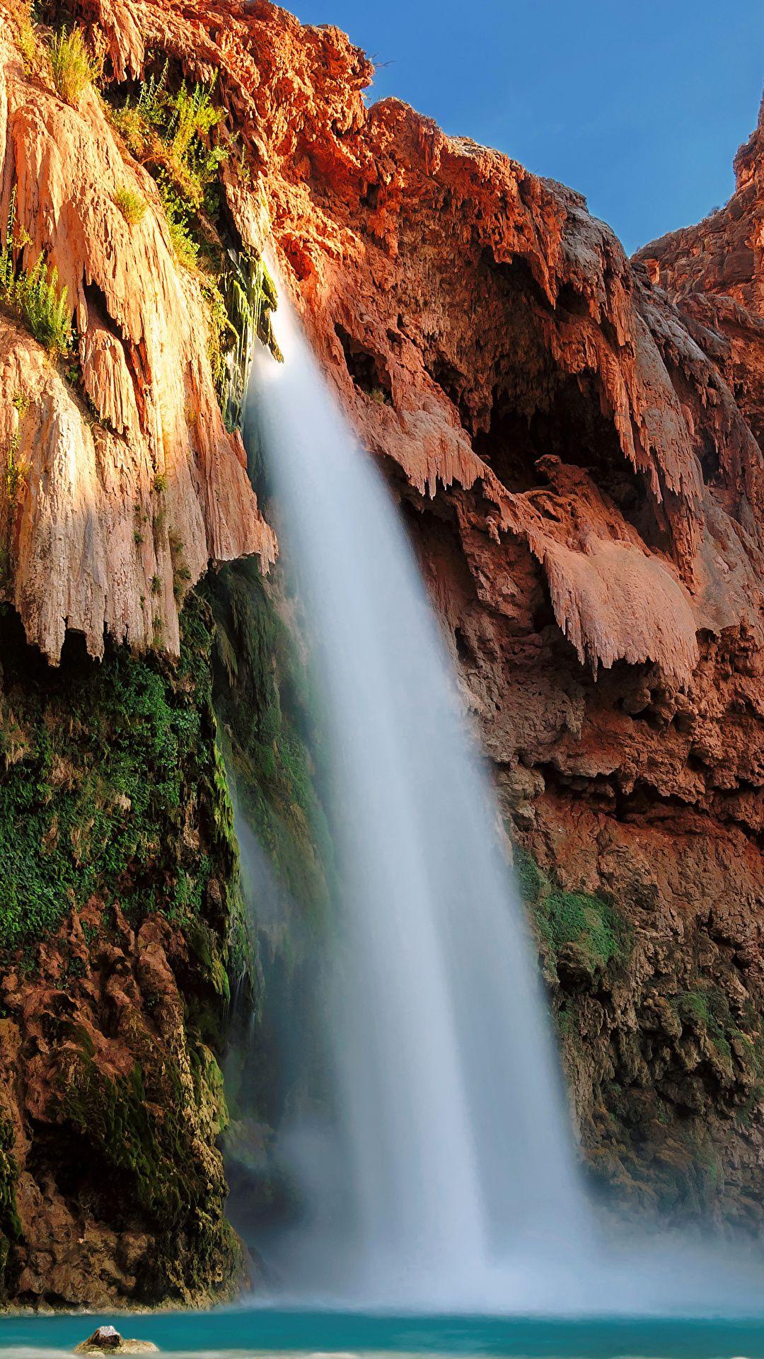 Havasu Falls Arizona Usa