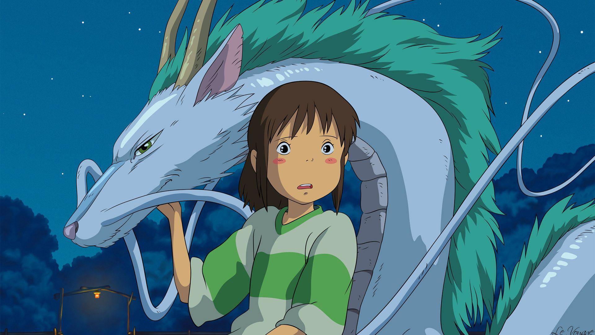 Hayao Miyazaki Spirited Away