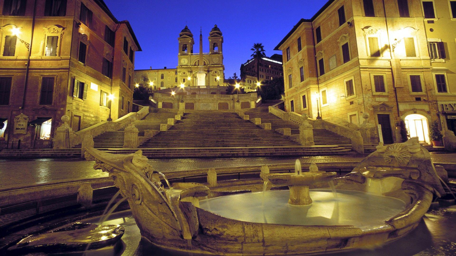 Italy Rome Hd Photo