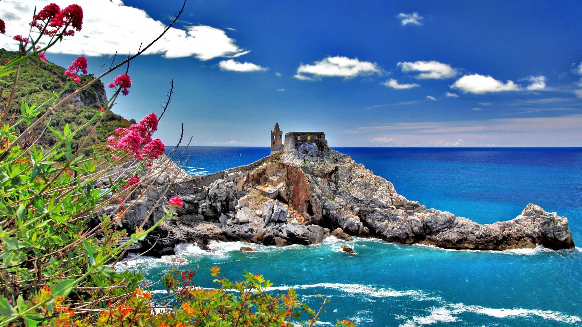 Italy Sea Photos Landscapes