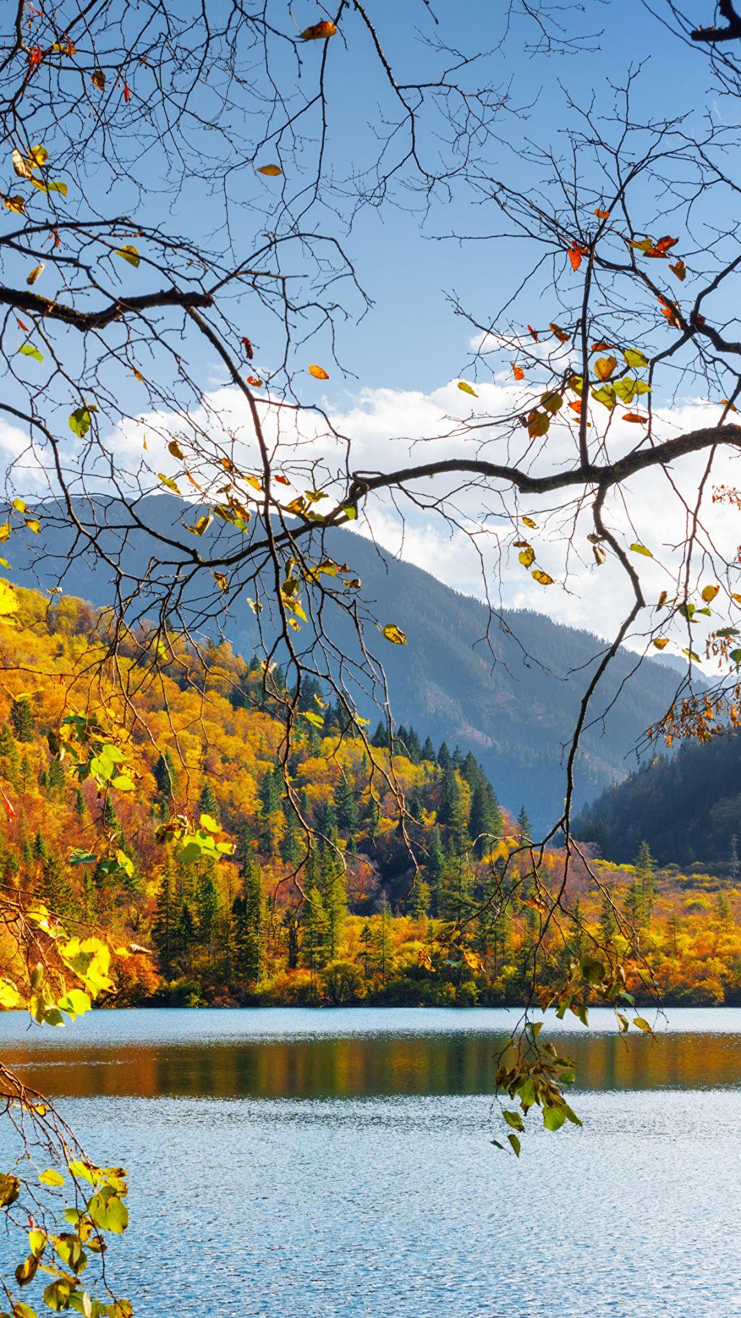 Jiuzhaigou Autumn Photo